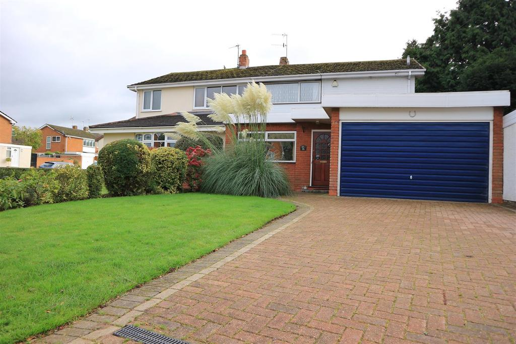 3 Bedrooms Semi Detached House for sale in Portland Drive, Stourbridge