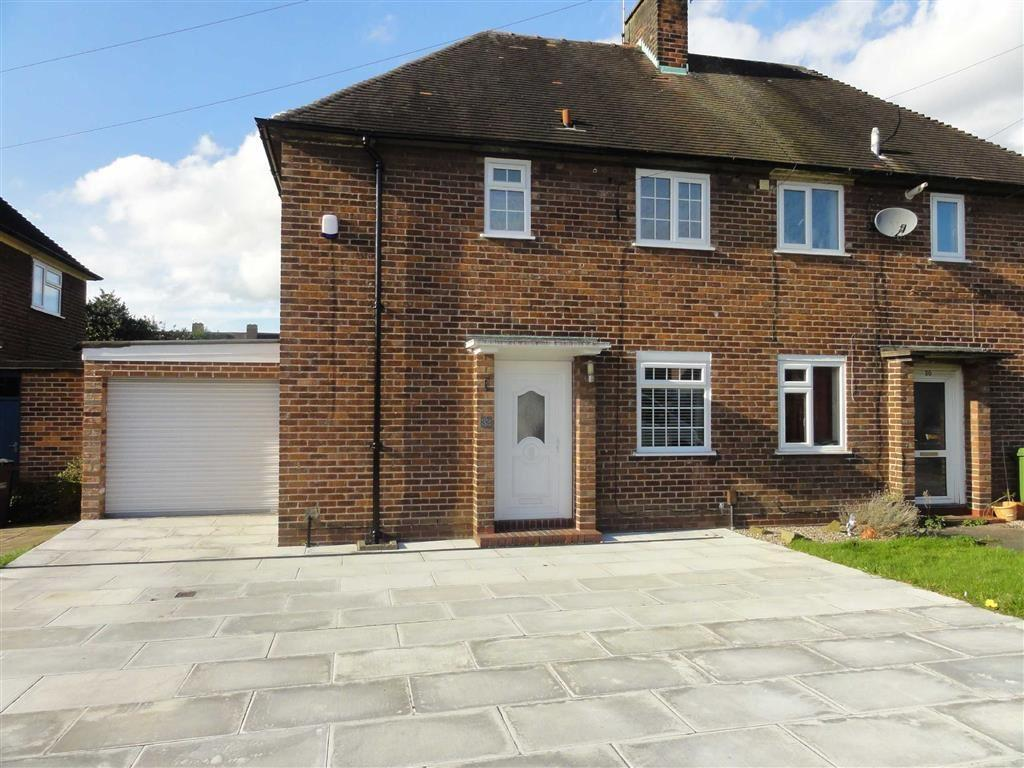 2 Bedrooms Semi Detached House for sale in Egerton Road, Wilmslow