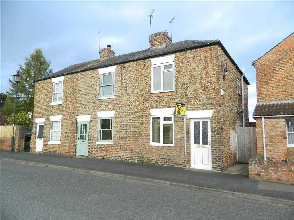 2 Bedrooms End Of Terrace House for sale in Front Street, Sowerby