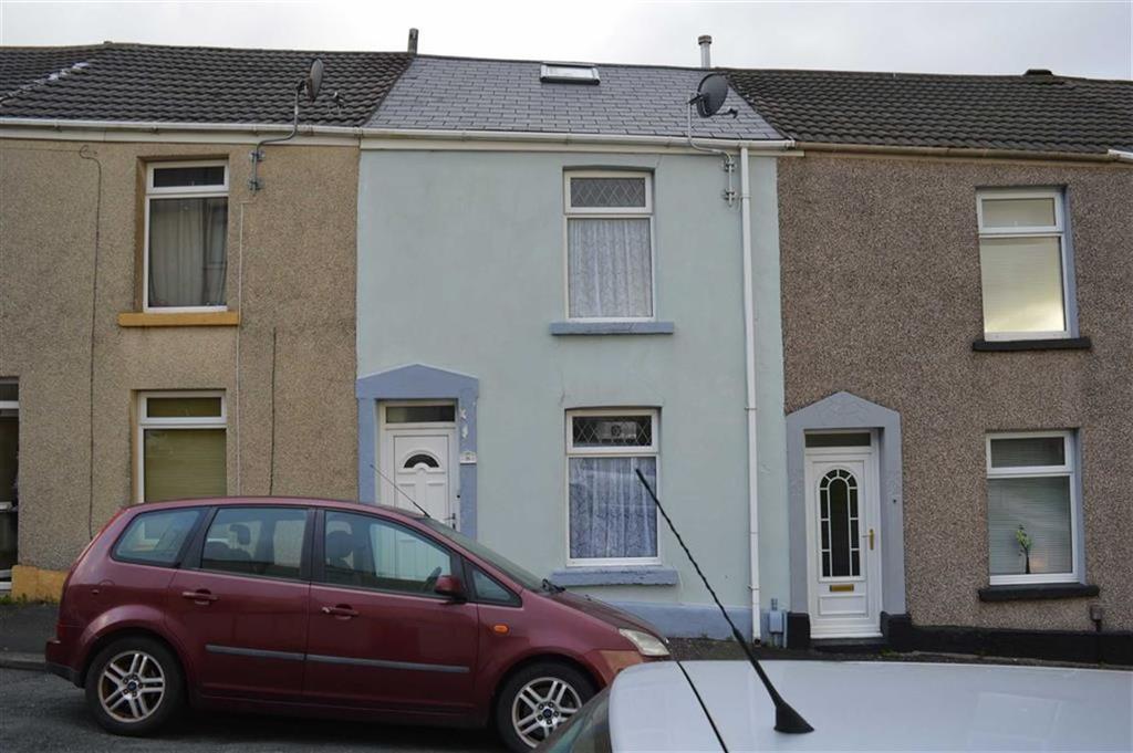 3 Bedrooms Terraced House for sale in Lynn Street, Swansea, SA5