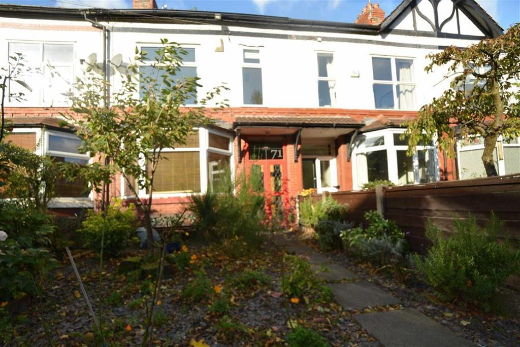 3 Bedrooms Terraced House for sale in Cromwell Road, STRETFORD