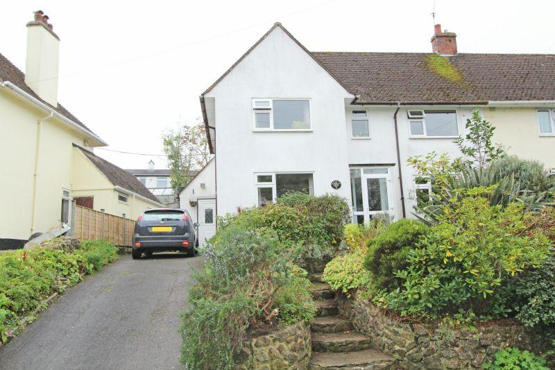 3 Bedrooms Semi Detached House for sale in Sidford, Sidmouth.