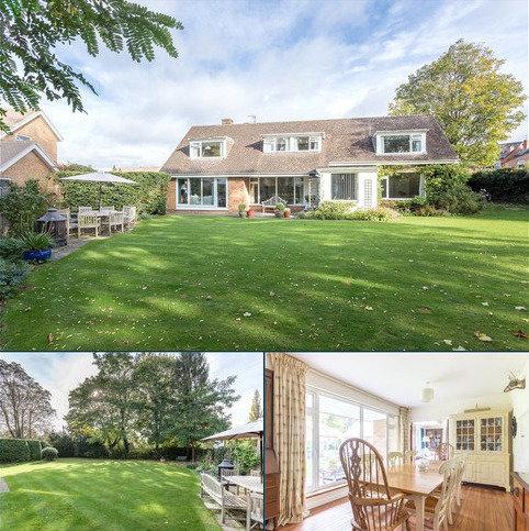 5 bedroom detached house for sale - Newcourt Park, Charlton Kings, Cheltenham, Gloucestershire, GL53