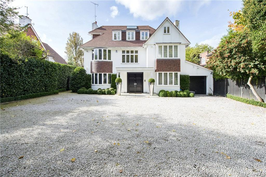 6 Bedrooms Detached House for sale in West Heath Avenue, London, NW11