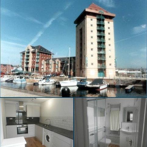 2 bedroom flat to rent - Pocketts Wharf, Maritime Quarter, Swansea