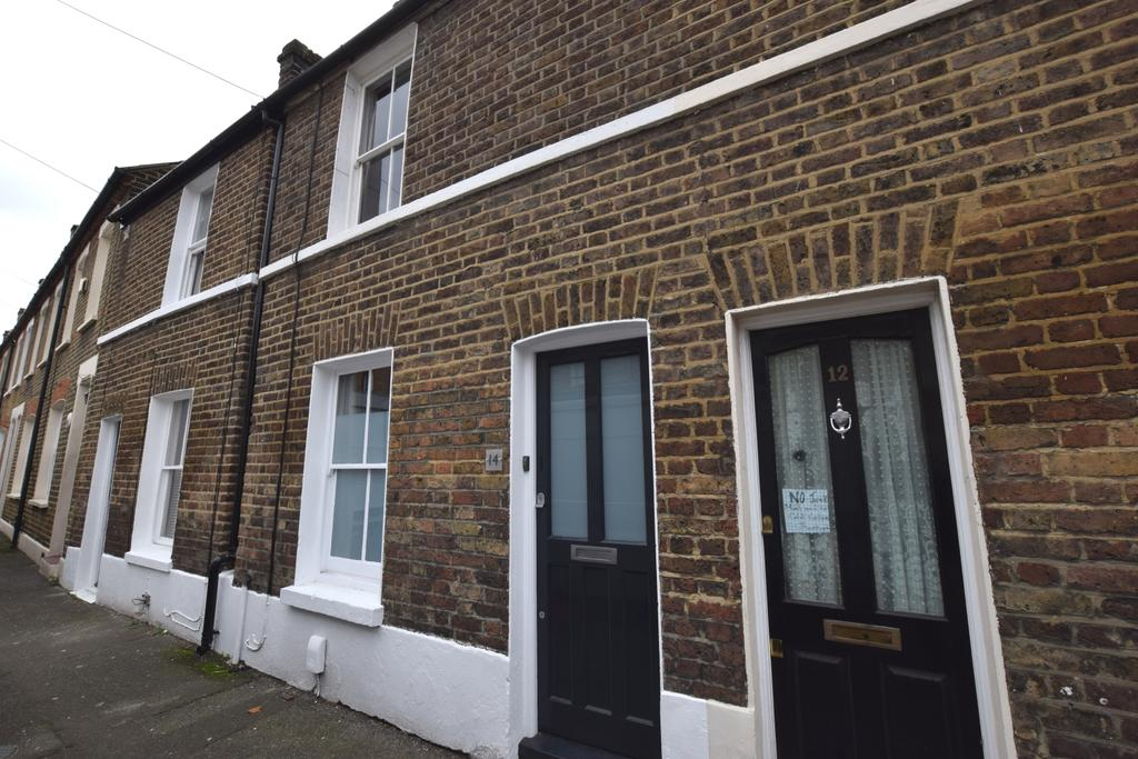 2 Bedrooms Terraced House for sale in Gibson Street London SE10