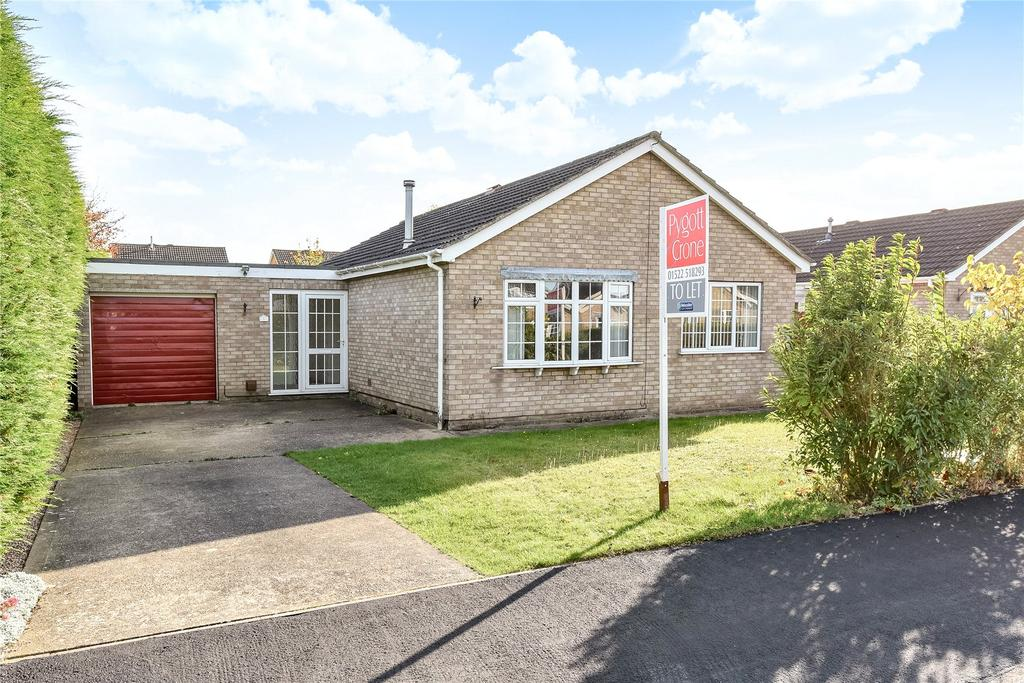 3 Bedrooms Detached Bungalow for sale in Asheridge, Branston, LN4
