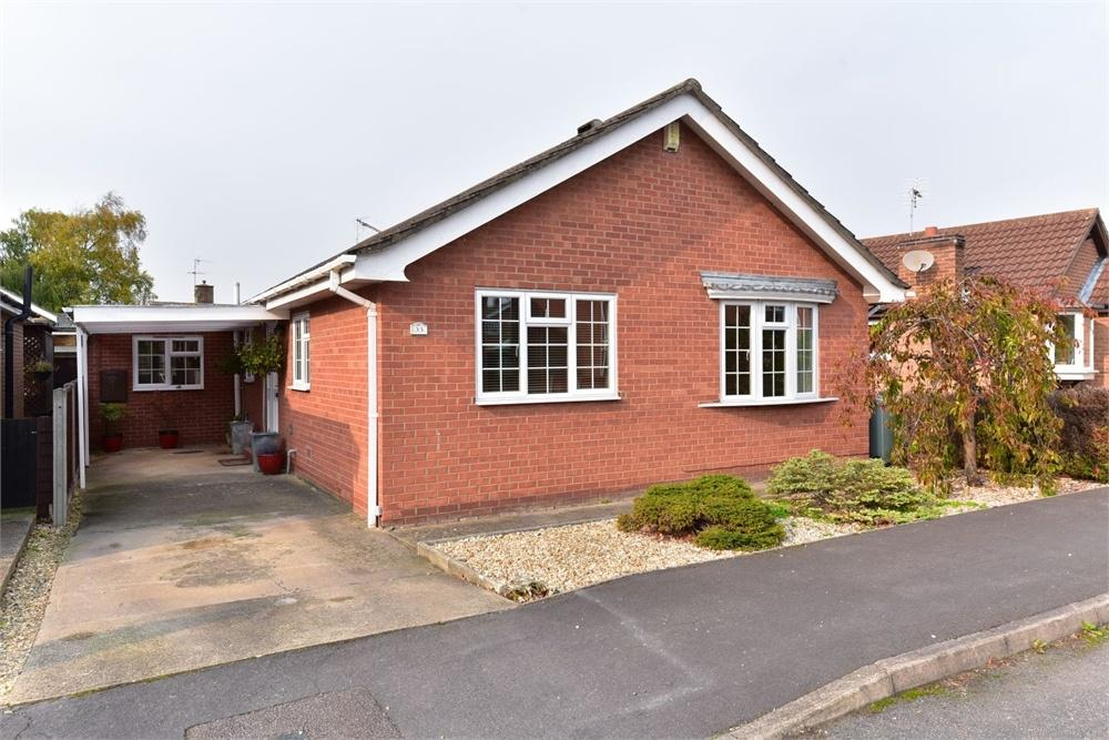 3 Bedrooms Detached Bungalow for sale in Woodville Gardens West, Boston, Lincolnshire