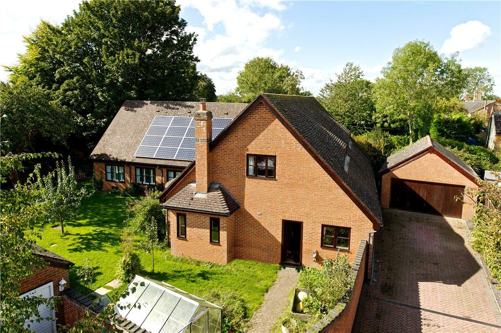 4 Bedrooms Detached House for sale in Station Road, West Haddon, Northamptonshire