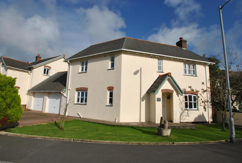 4 Bedrooms Detached House for sale in Priestacott Park, Kilkhampton