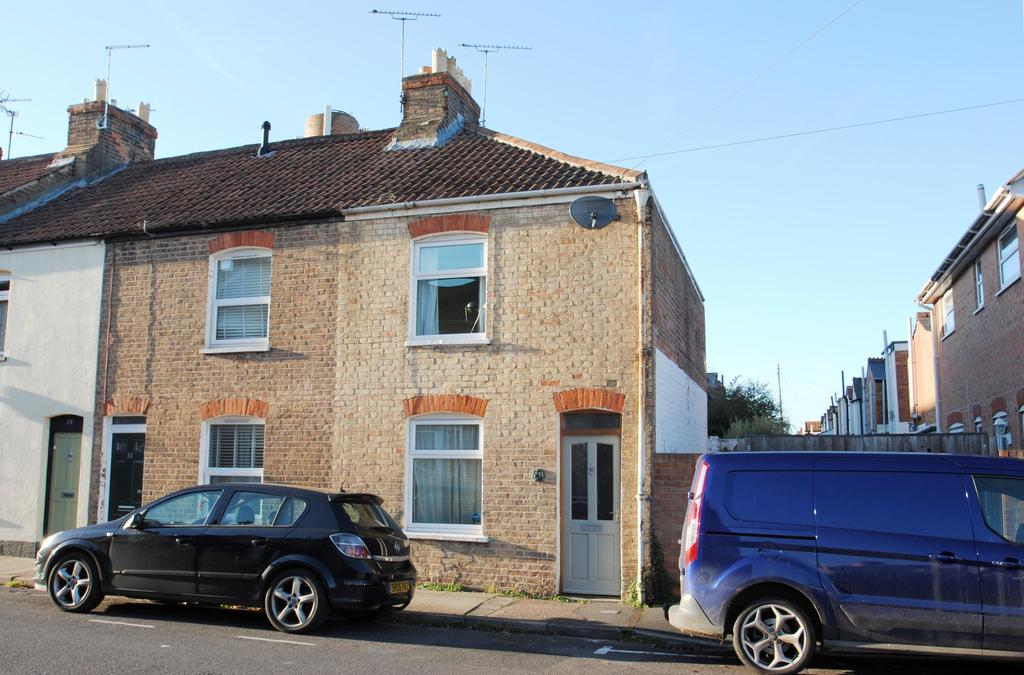 2 Bedrooms Terraced House for sale in Viney Street, Taunton