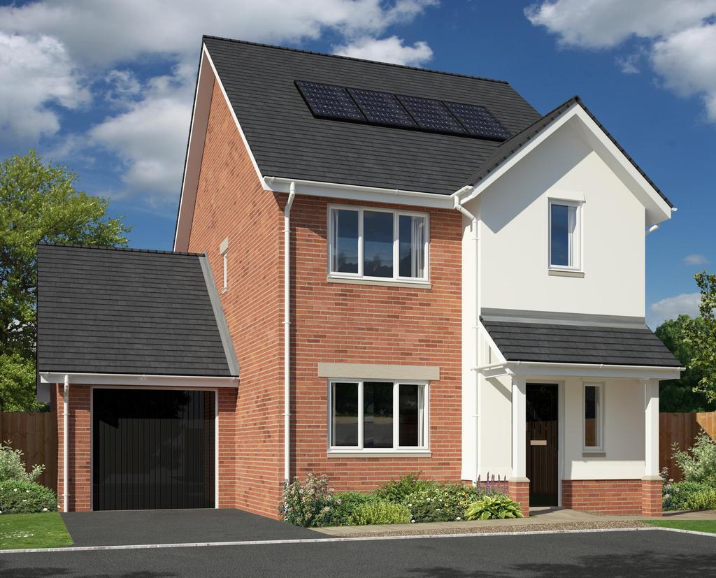 3 Bedrooms Detached House for sale in Osborne Gardens, Old Torrington Road