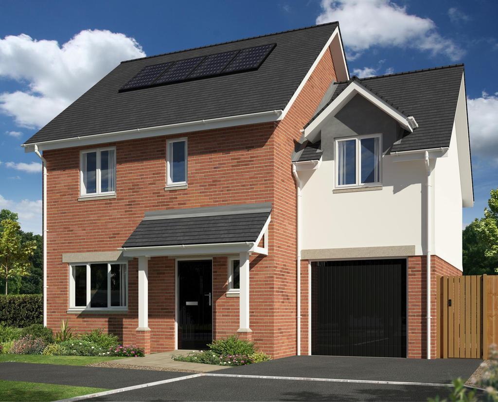 3 Bedrooms Semi Detached House for sale in Osborne Gardens, Old Torrington Road