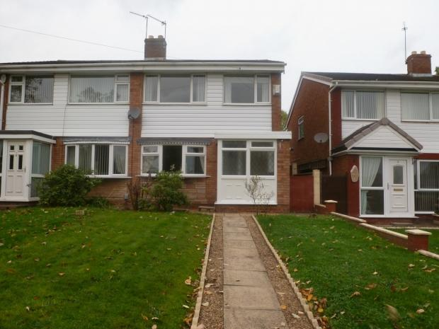 3 Bedrooms Semi Detached House for sale in Cocketts Nook Rugeley
