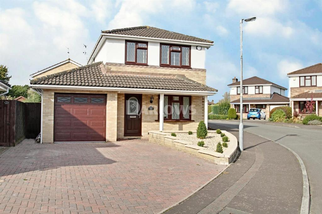 2 Bedrooms Detached House for sale in Maes-Y-Crochan, St Mellons, Cardiff