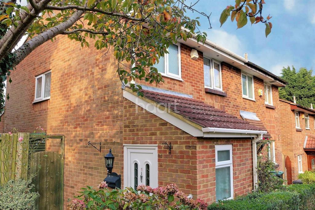 3 Bedrooms Semi Detached House for sale in Valley Rise, Walderslade