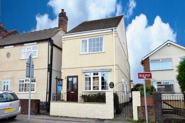 3 Bedrooms Detached House for sale in Shaws Lane,Great Wyrley,Walsall