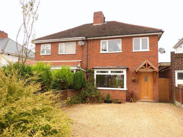 3 Bedrooms Semi Detached House for sale in Leighswood Avenue,Aldridge,Walsall