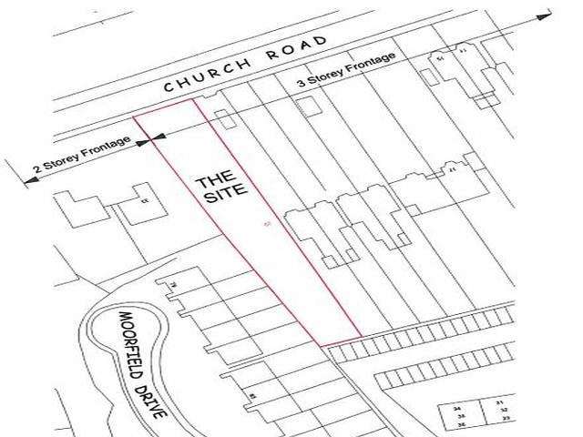 Plot Commercial for sale in Church Road,Sutton Coldfield,West Midlands