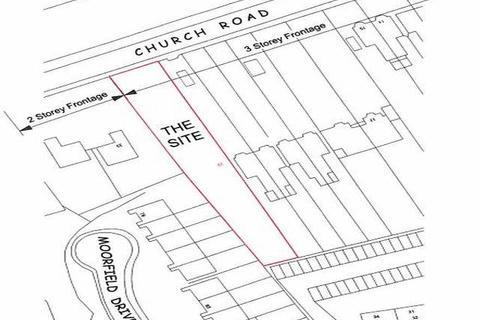 Plot for sale - Church Road,Sutton Coldfield,West Midlands