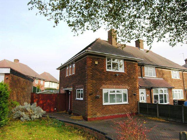 3 Bedrooms End Of Terrace House for sale in Hartley Road,Kingstanding,Birmingham
