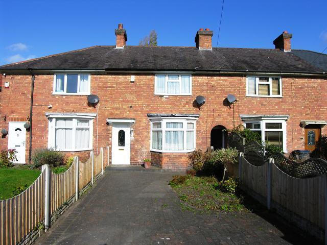 3 Bedrooms Terraced House for sale in Halsbury Grove,Kingstanding,Birmingham