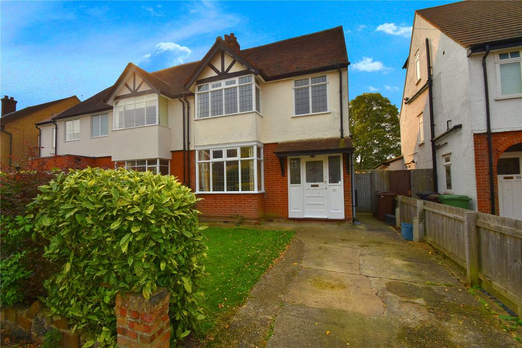 3 Bedrooms Semi Detached House for sale in Seymour Road, St. Albans, Hertfordshire