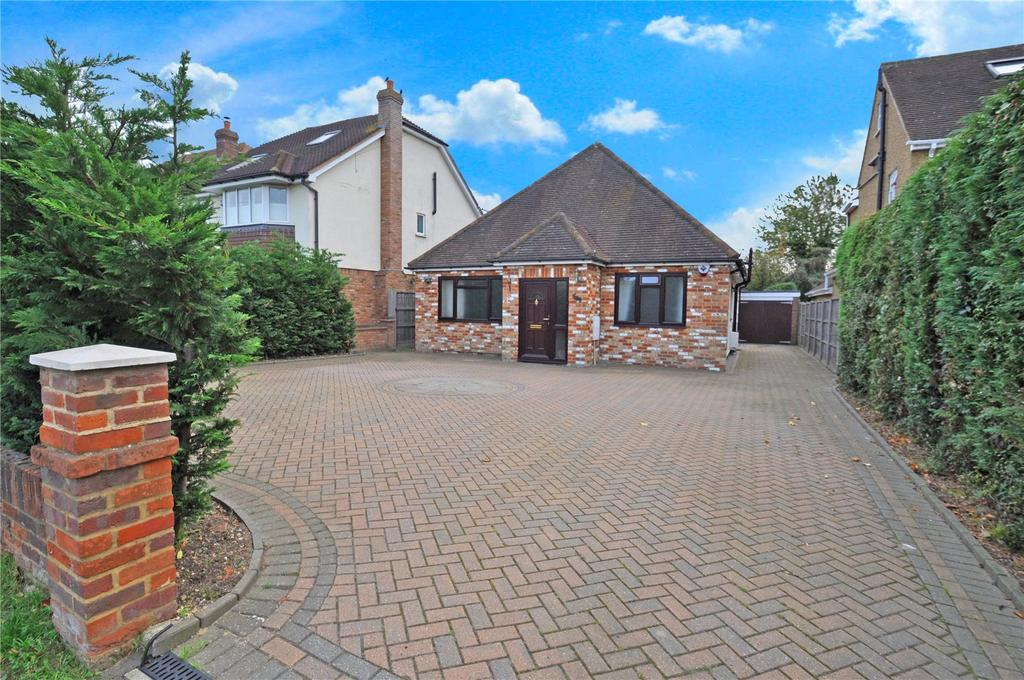 4 Bedrooms Detached House for sale in Watford Road, Chiswell Green, St Albans, Hertfordshire