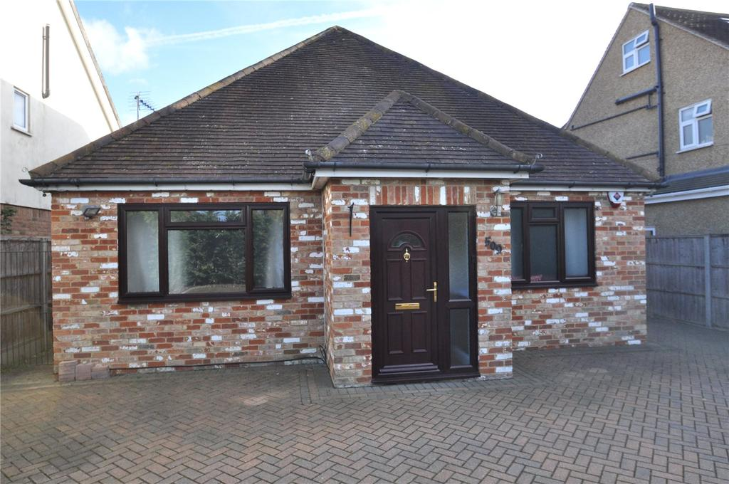 4 Bedrooms Detached Bungalow for sale in Watford Road, Chiswell Green, St Albans, Hertfordshire