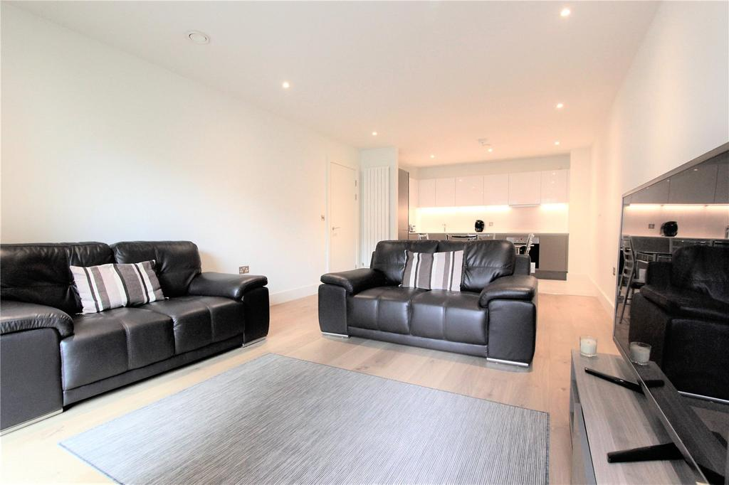 2 Bedrooms Apartment Flat for sale in Engineers Way, Wembley, HA9