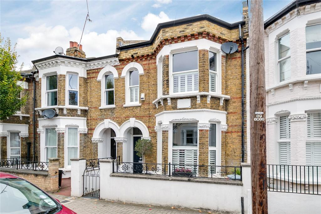 5 Bedrooms Terraced House for sale in Harbut Road, Battersea, London