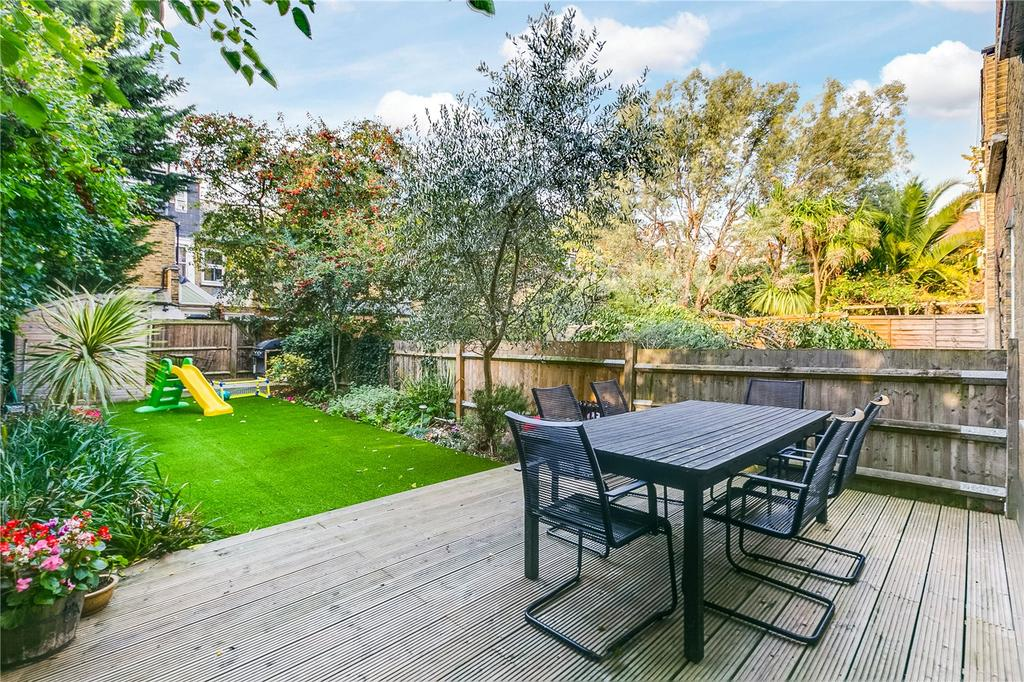 2 Bedrooms Flat for sale in Selwyn Avenue, Richmond, Surrey