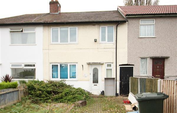3 Bedrooms Terraced House for sale in Brook Road, Great Sutton, Ellesmere Port