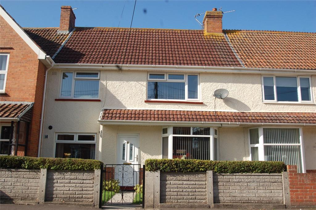 3 Bedrooms Terraced House for sale in Penzoy Avenue, Bridgwater, Somerset, TA6