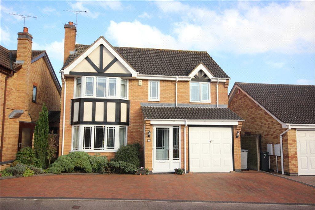 4 Bedrooms Detached House for sale in Kenley Way, Solihull, West Midlands, B91