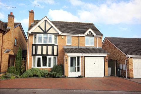 4 bedroom detached house for sale - Kenley Way, Solihull, West Midlands, B91