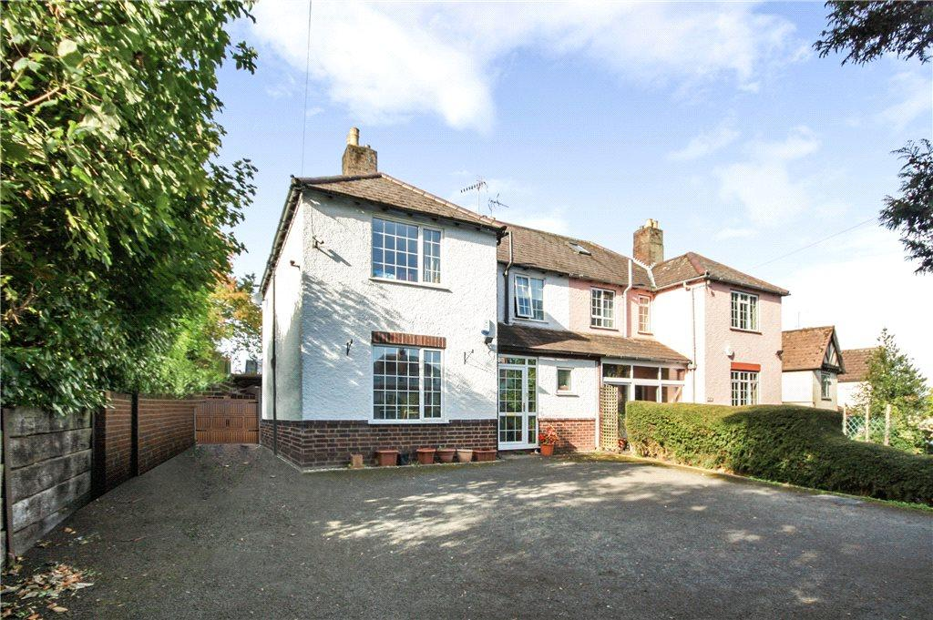 3 Bedrooms Semi Detached House for sale in Bath Road, Worcester, Worcestershire, WR5