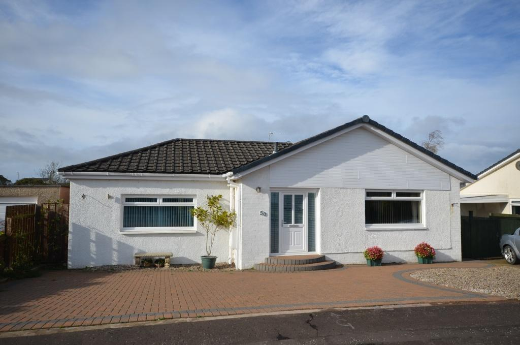 3 Bedrooms Detached Bungalow for sale in 50 Newark Crescent, Ayr, KA7 4JD