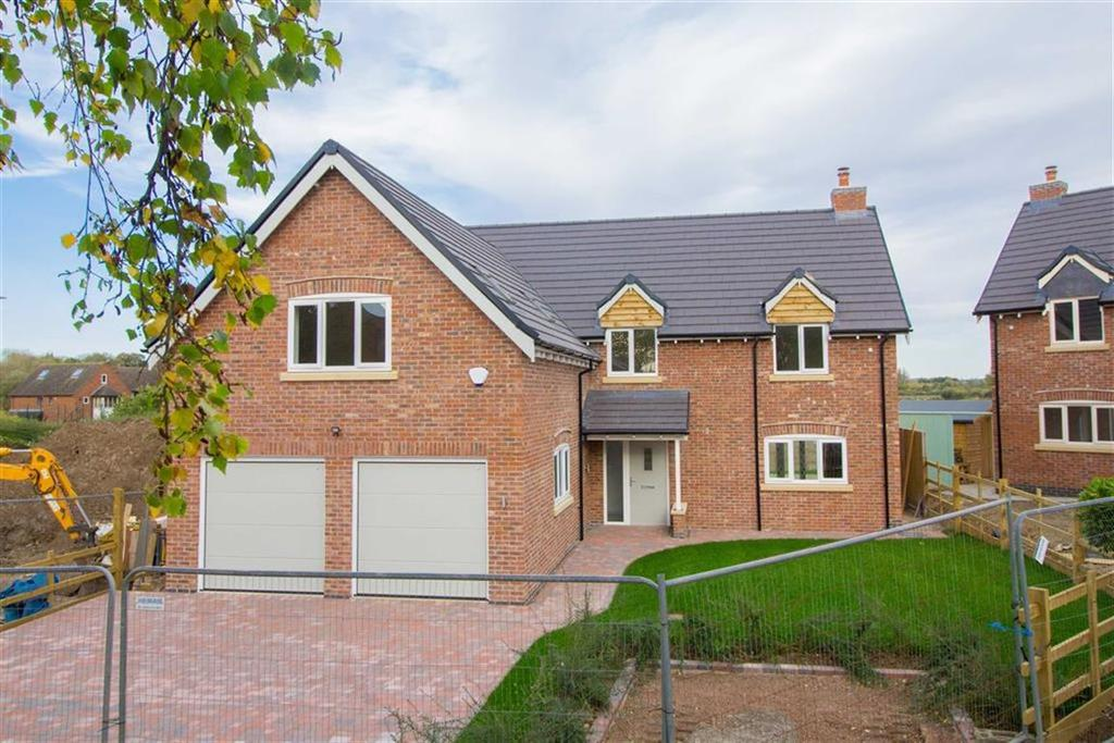 4 Bedrooms Detached House for sale in Melton Road, Rearsby, LE7