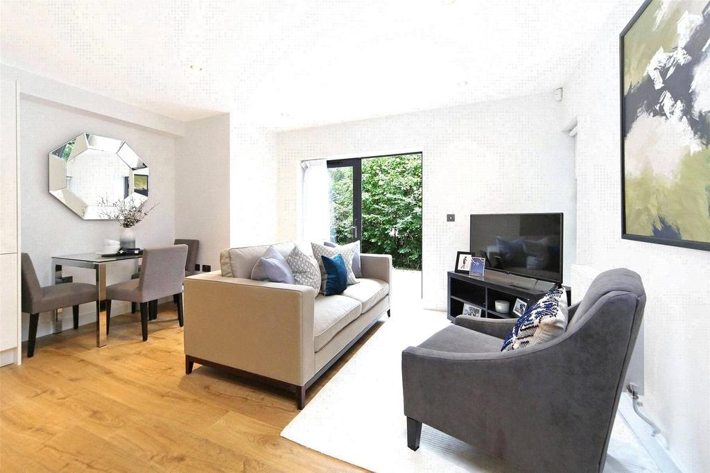 2 Bedrooms Flat for sale in Robert Square, Bonfield Road, London, SE13