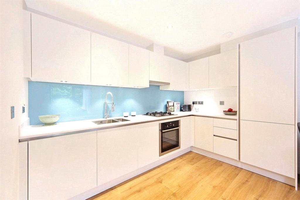 1 Bedroom Flat for sale in Robert Square, Bonfield Road, London, SE13