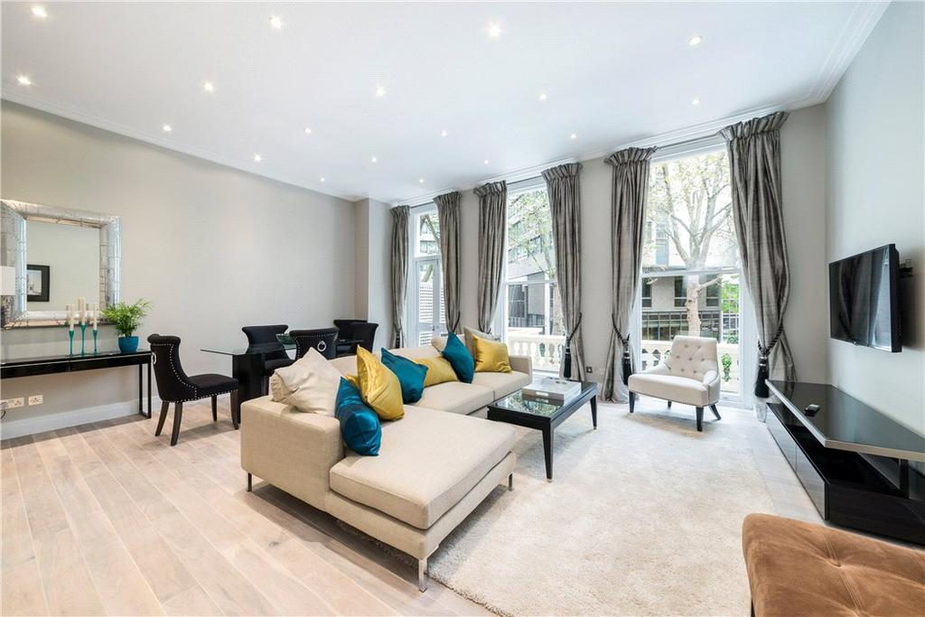2 Bedrooms Flat for sale in Wickham Court, 7-8 Ashburn Gardens, London, SW7