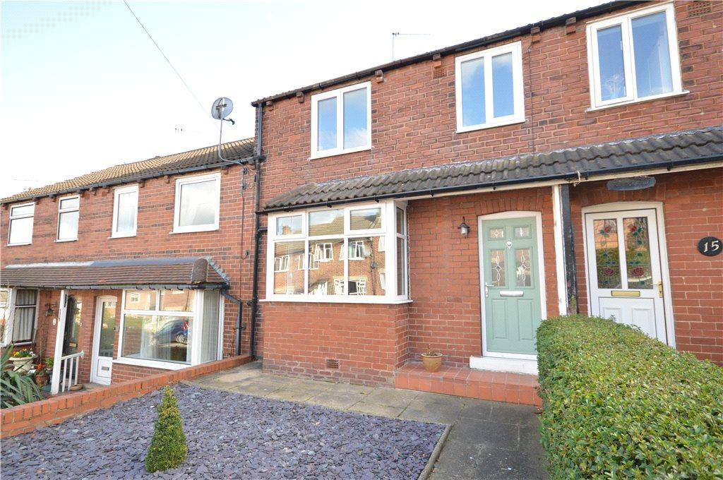 3 Bedrooms Terraced House for sale in Breary Terrace, Horsforth, Leeds, West Yorkshire