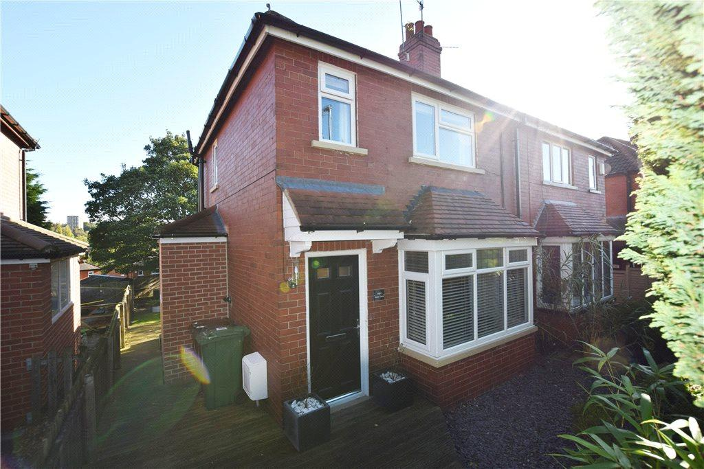 2 Bedrooms Semi Detached House for sale in Wood Lane, Farnley, Leeds, West Yorkshire