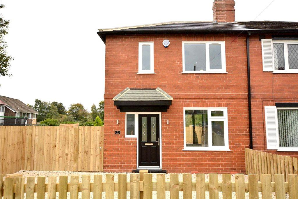 2 Bedrooms Semi Detached House for sale in Poplar Way, Leeds, West Yorkshire