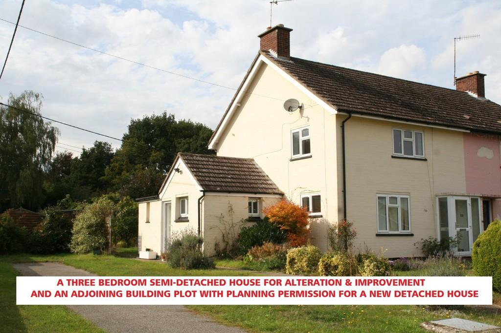 3 Bedrooms Semi Detached House for sale in Hall Farm Road Melton