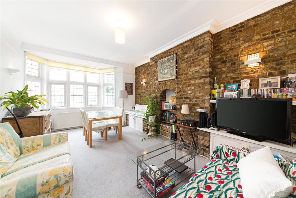 2 Bedrooms Flat for sale in Drayton Gardens, London