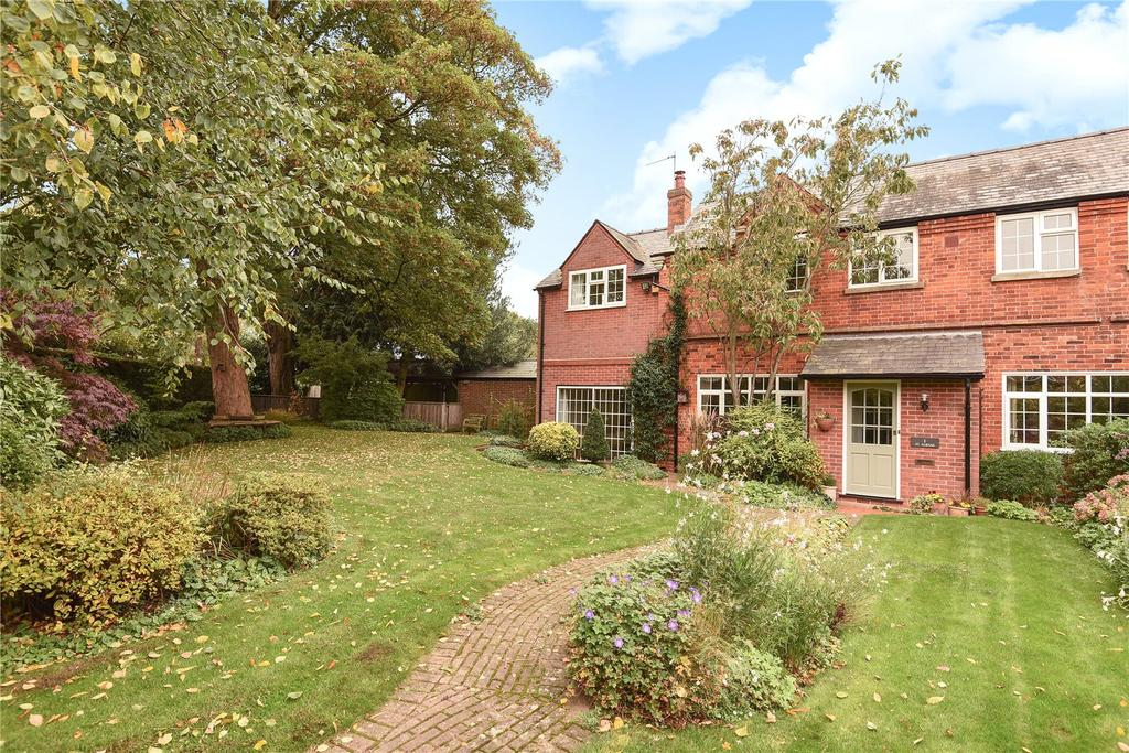4 Bedrooms End Of Terrace House for sale in St Albans, Newmarket, Suffolk, CB8