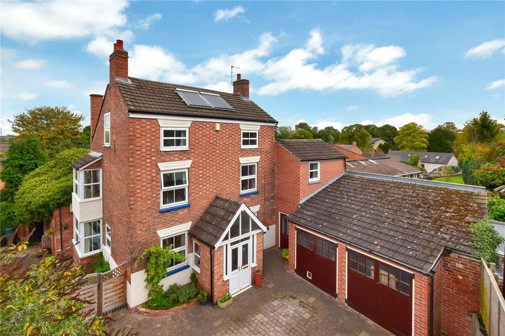 6 Bedrooms Unique Property for sale in Borough Street, Kegworth, Leicestershire