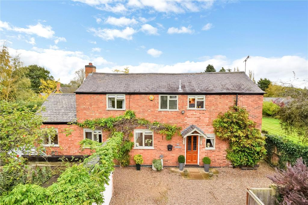 4 Bedrooms Unique Property for sale in Main Street, Queniborough, Leicester